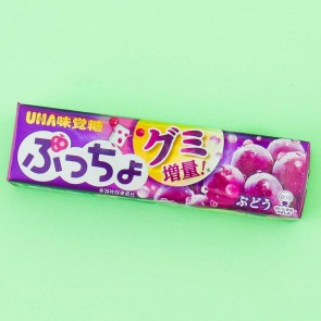 Puccho Chewy Candy - Grape