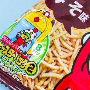 Baby Star Miso Ramen Noodle Snacks - Mini Pack