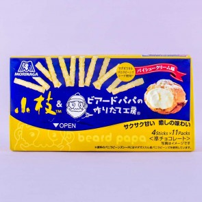Morinaga Koeda Chocolate - Beard Papa's Cream Puff