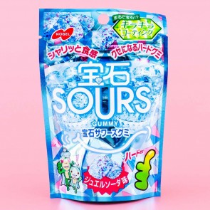 Nobel Sours Gummy - Jewel Soda
