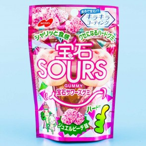Nobel Sours Gummy - Jewel Peach