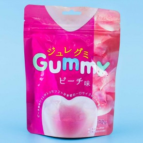 Want Want Jure Peach Gummies