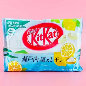 Kit Kat Chocolates - Setouchi Salt & Lemon
