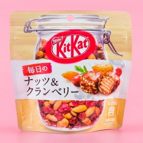 Kit Kat Chocolate Pouch Pack - Nuts & Cranberry