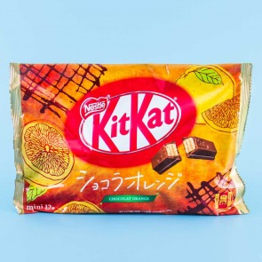 Kit Kat Chocolates - Orange