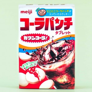 Meiji Ramune Candy Tablets - Cola Punch