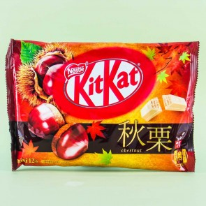 Kit Kat Chocolates - Fall Chestnut