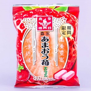 Morinaga Amaou Strawberry Caramel Candies