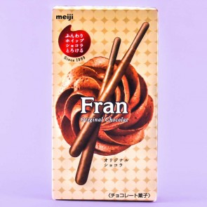 Fran Biscuit Sticks - Chocolate