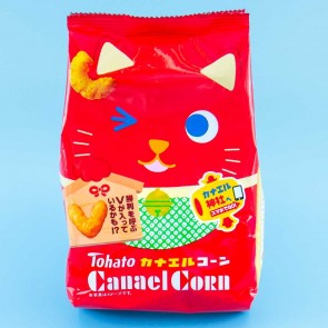 Tohato Lucky Caramel Corn Snacks