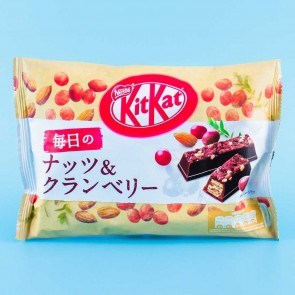 Kit Kat Nuts & Cranberry Milk Chocolates