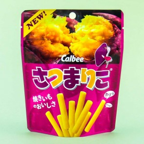 Calbee Sweet Potato Stick Snacks