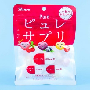 Kanro Puré Supple Inner Gummy Candy