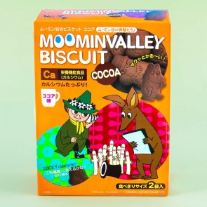 Moominvalley Biscuits - Chocolate