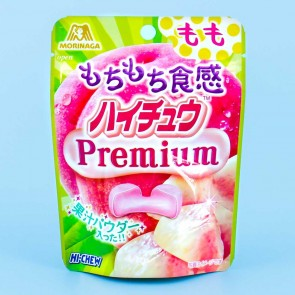 Hi-Chew Premium Candies - Peach