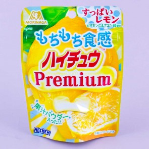 Hi-Chew Premium Candy - Sour Lemon