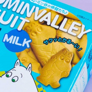 Moominvalley Biscuits - Milk