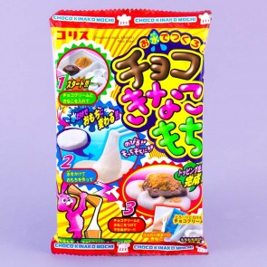 Coris Chocolate Kinako Mochi DIY candy kit