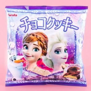 Furuta Frozen 2 Chocolate Cookies