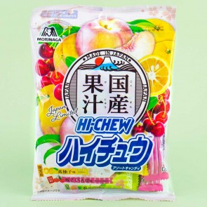 Hi-Chew Japanese Fruits Assorted Candy Bag
