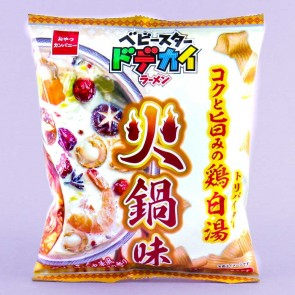 Baby Star Dodekai Chicken Umami Fire Noodle Snacks