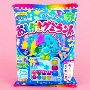 Kracie Colorful Peace Ogaki Gummy Land DIY Candy Kit