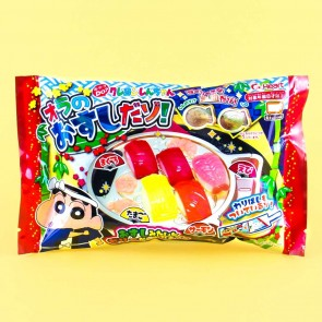 Heart Crayon Shin-chan Sushi DIY Candy Kit