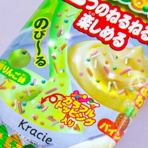 Kracie Nerunerunerune DIY Candy - Green Apple & Pineapple