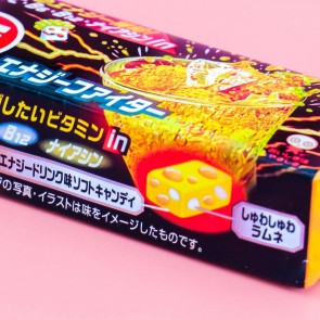 Puccho Chewy Candy - Energy Drink