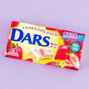 DARS Strawberry White Chocolate