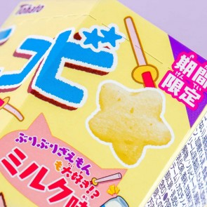 Crayon Shin-chan Chocobi Corn Snacks - Milk