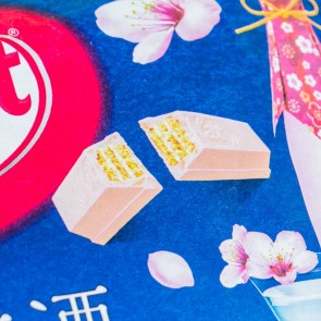 Kit Kat Chocolates - Sakura Japanese Sake