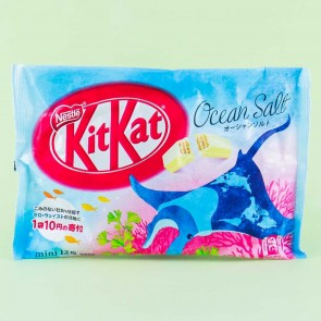 Kit Kat Chocolates - Ocean Salt