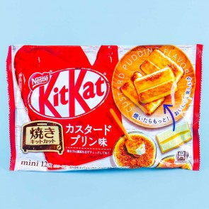 Kit Kat Bake Chocolates - Custard Pudding