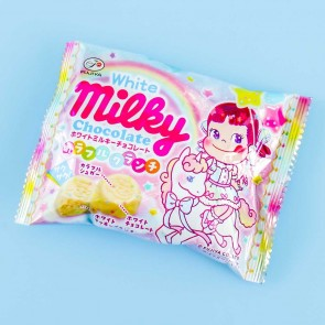 Fujiya Milky White Chocolate Colorful Crunch