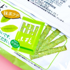 Koeda Biscuit Sticks - Matcha Latte