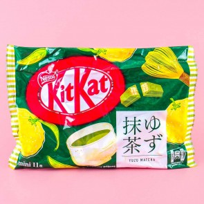 Kit Kat Chocolates - Yuzu Matcha
