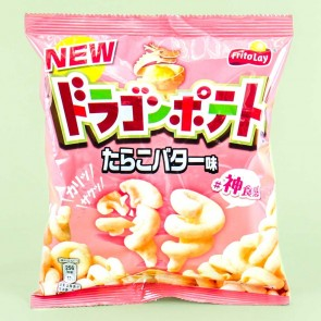FritoLay Dragon Potato Snack - Tarako & Butter