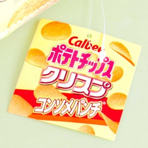 Calbee Consomme Punch Potato Chips Pencil Case