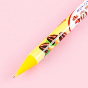 Kinoko No Yama Mechanical Pencil With Charm