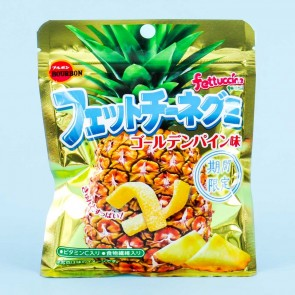 Bourbon Fettuccine Gummies - Pineapple