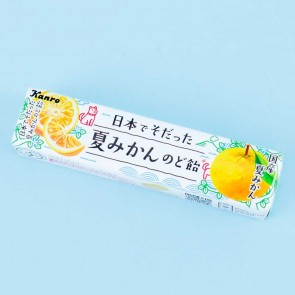 Kanro Throat Candy - Japanese Summer Mikan