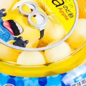 E-ma Screaming Minions Throat Candies - Apple