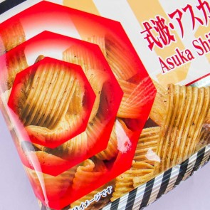 Baby Star Evangelion Salt Noodle Snacks