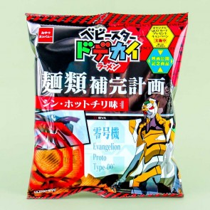 Baby Star Evangelion Chili Noodle Snacks