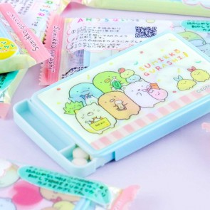 Heart Sumikko Gurashi Lenticular Sticker Lemon Candies