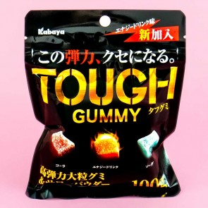 Kabaya Tough Gummy Candies