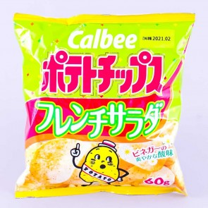 Calbee Potato Chips - French Salad