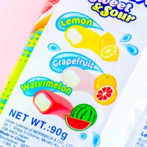 Hi-Chew Sweet & Sour Candy - Assorted Fruit Mix