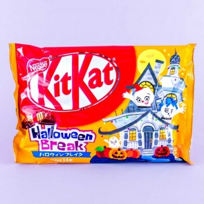 Kit Kat Halloween Break Chocolate Pack - 14 pcs